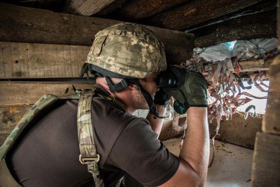 П'ятниця на передовій минула без жодного обстрілу. Ситуація на Донбасі