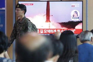 Північна Корея запустила ще дві балістичні ракети малої дальності