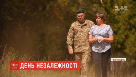 Пограничник Анатолий из Черниговской области об ответственной работе и любви к Родине