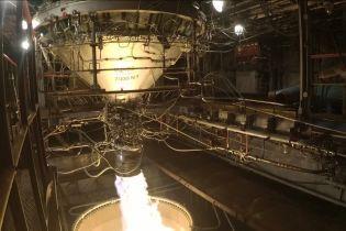 Впервые за годы независимости в Украине успешно провели огневые испытания ступени ракеты-носителя