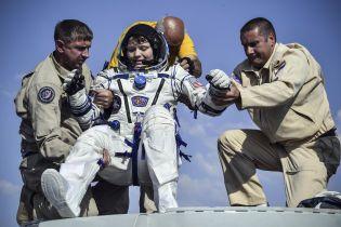 Американська астронавтка вчинила перший в історії злочин на орбіті Землі