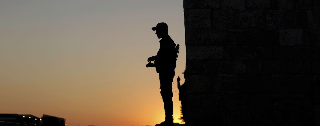 Израиль посреди ночи нанес удары по Сирии из-за иранских провокаций