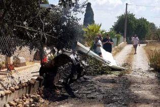 В Іспанії в небі зіштовхнулися літак і гелікоптер - є загиблі