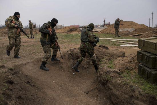 Бойовики продовжують обстріли, обійшлося без жертв. Ситуація на Донбасі