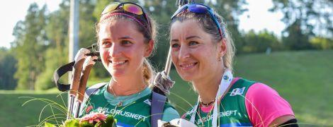 """Віта Семеренко виграла """"бронзу"""" в гонці переслідування на Чемпіонаті світу"""