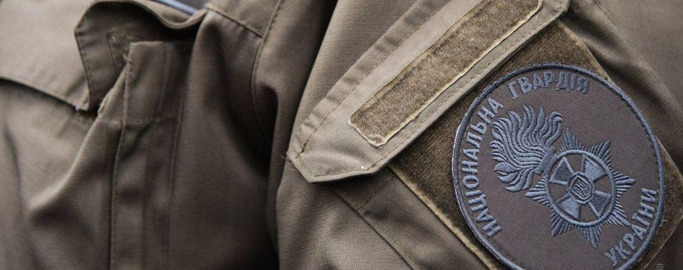 За неделю на Донбассе нацгвардейцы задержали около 10 пособников оккупантов