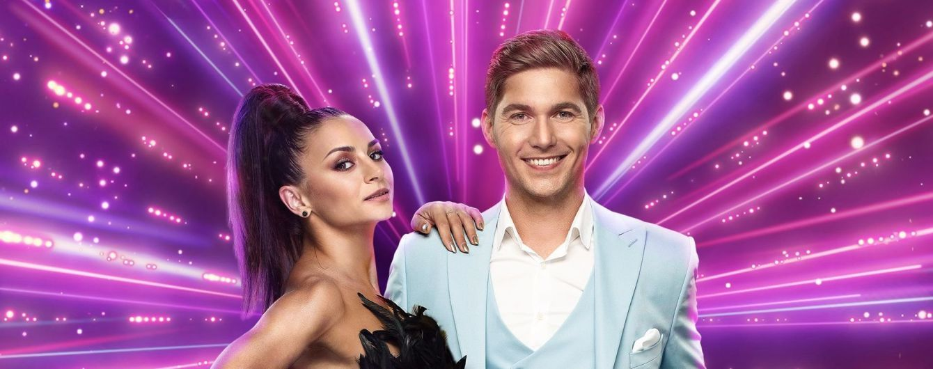 """Остапчук та Гвоздьова яскраво відкрили перший ефір """"Танців з зірками"""""""