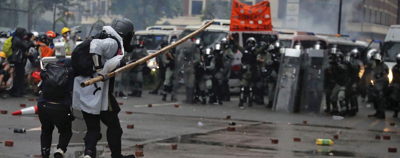 Протесты в Гонконге. Власть выполнила требование митингующих и отозвала законопроект об экстрадиции