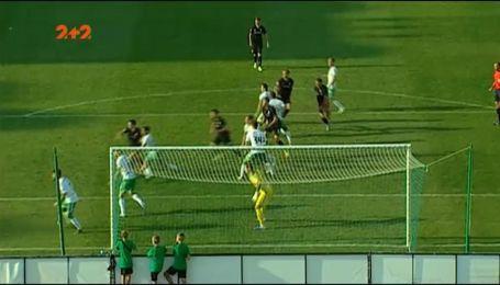 Карпаты - Заря - 0:1. Обзор матча