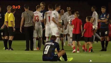 Волынь - Черноморец - 3:2. Что не так с судейством в Первой лиге
