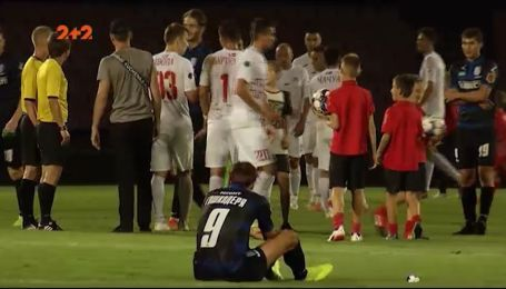 Волинь - Чорноморець - 3:2. Що не так із суддівством у Першій лізі