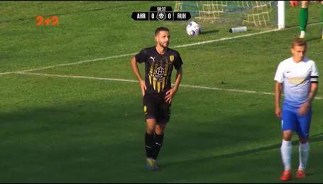 Агробізнес - Рух - 1:0. Огляд матчу Першої ліги та турнірна таблиця