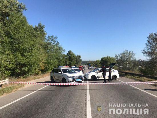 Полиция открыла два уголовных производства из-за обвала моста в Харькове