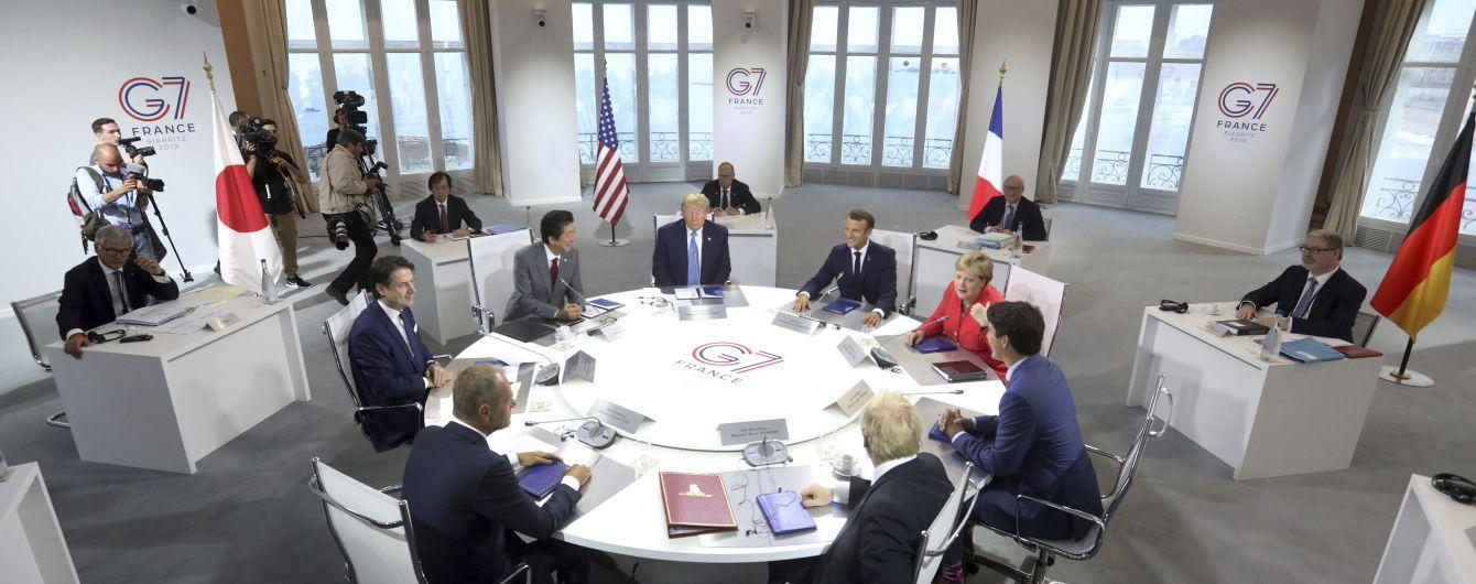 Трамп поссорился с другими лидерами стран G7 из-за желания вернуть Россию – The Guardian
