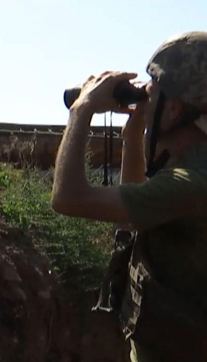 """Окупанти продовжують """"обстрілювати"""" перемир'я"""