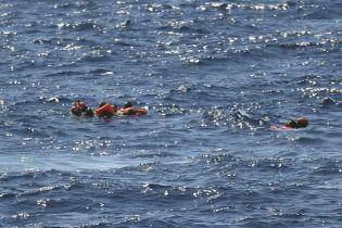Німецьке судно в останню мить врятувало близько 100 мігрантів у Середземному морі
