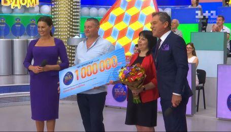 Подружжя з Одещини приєдналося до лав мільйонерів