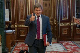 """""""Втрата для України"""". Абромавичус про звільнення Данилюка"""