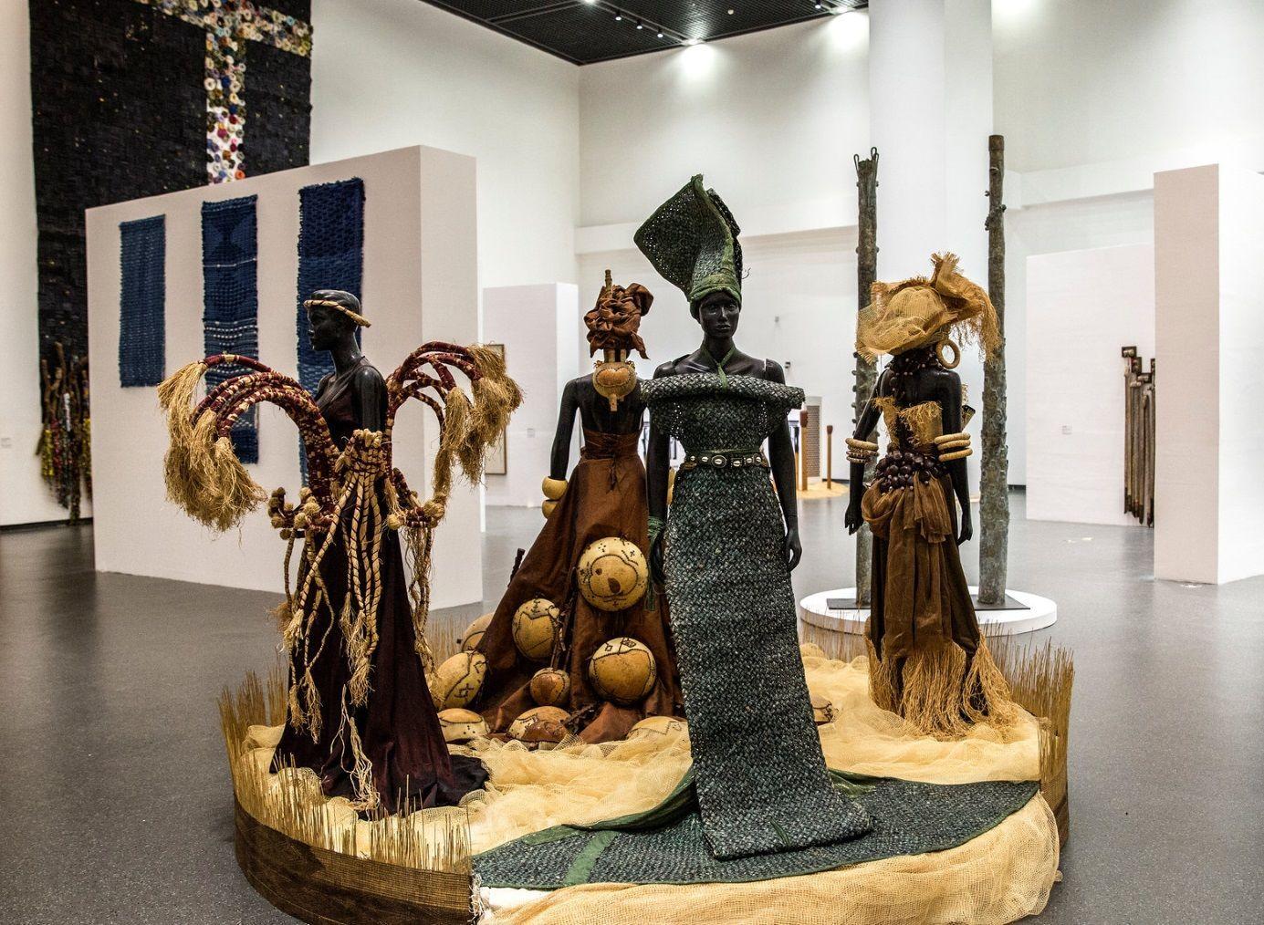 Музей африканских цивилизаций Дакар, Сенегал