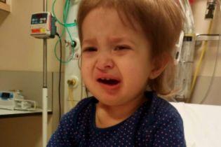 Вероніка потребує допомоги українців на повторну трансплантацію печінки
