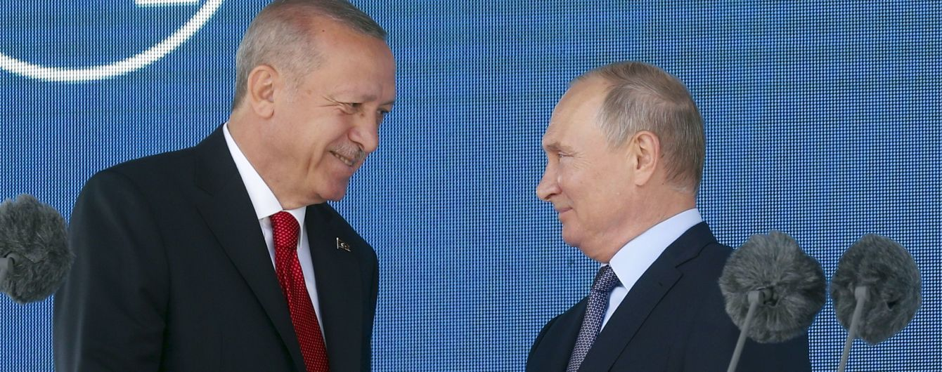 "Путин объявил сроки поставок газа по ""Турецкому потоку"" в обход Украины"