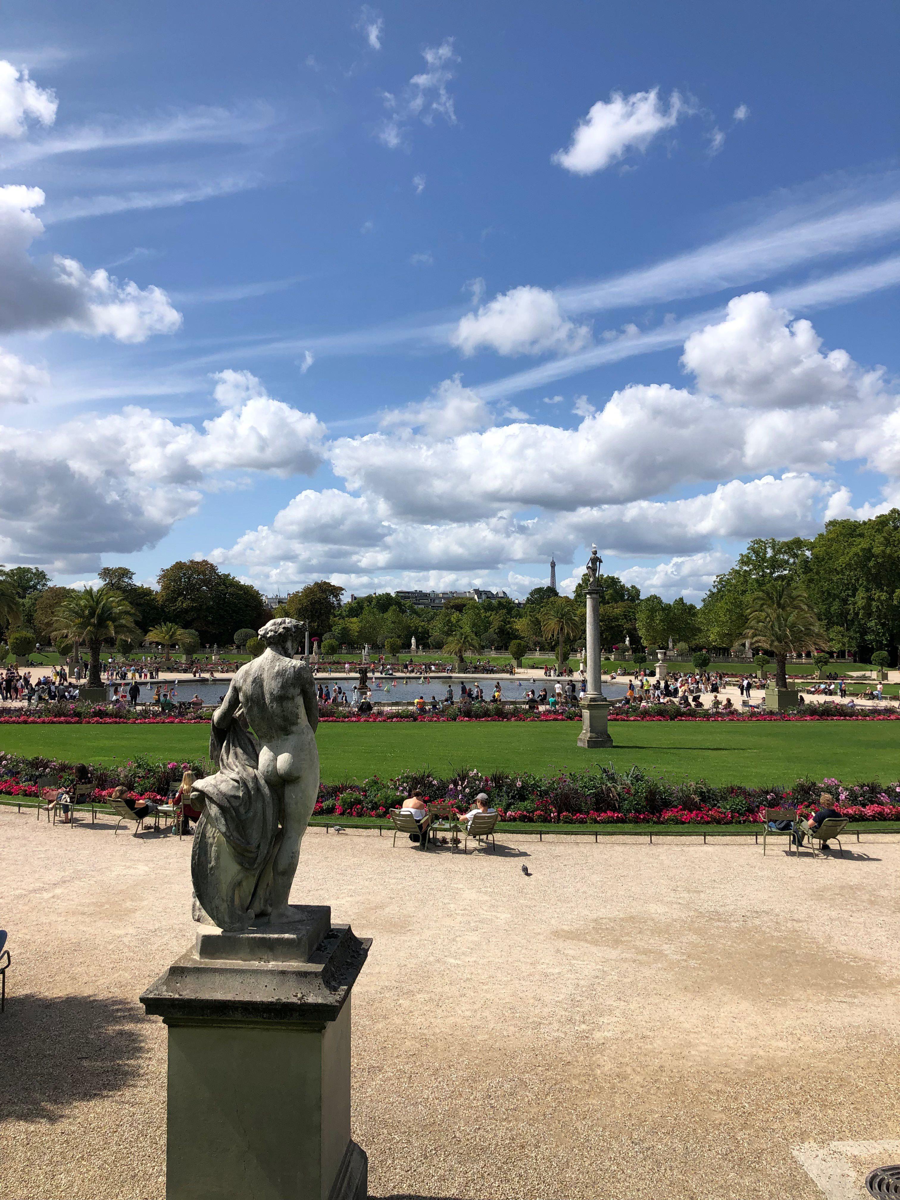 Париж 4, для блогів