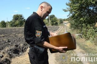 В Одесской области женщина нашла на обочине человеческую голову