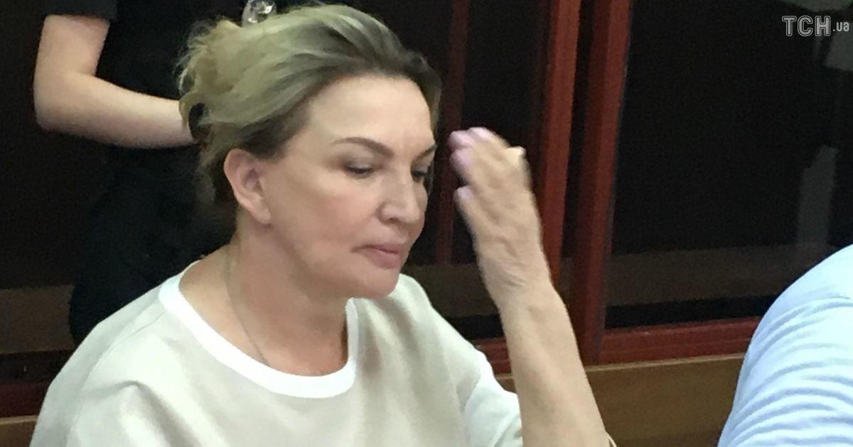 Суд заарештував Богатирьову на два місяці