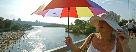 Дощі лише на заході і спека до 39 градусів: погода в Україні на понеділок, 6 липня