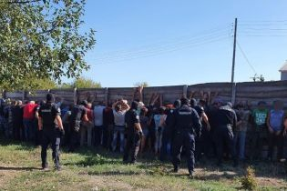 На Харьковщине охранники лесоперерабатывающего предприятия напали на журналистов. Полиция открыла дело
