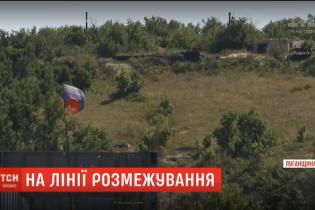 Игра в розфортификацию. Боевики не разрушают укрепления вблизи Станицы Луганской
