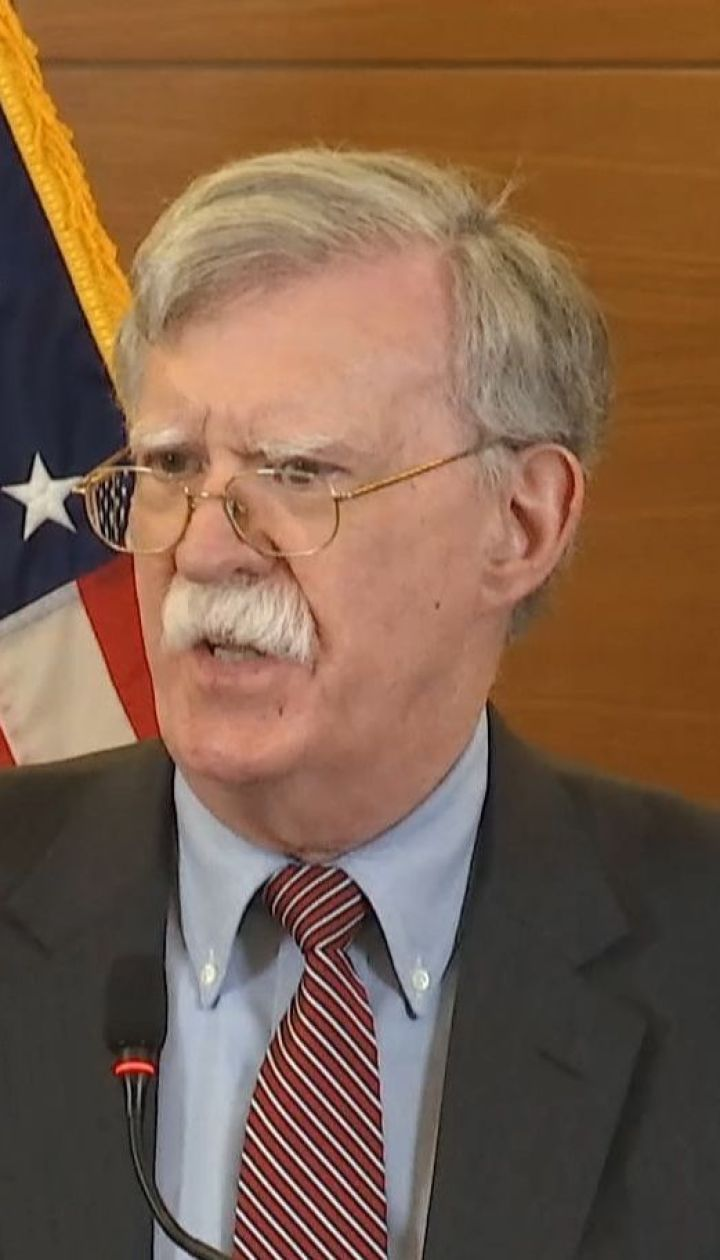 США готовы присоединиться к Нормандскому формату переговоров в случае необходимости - Джон Болтон