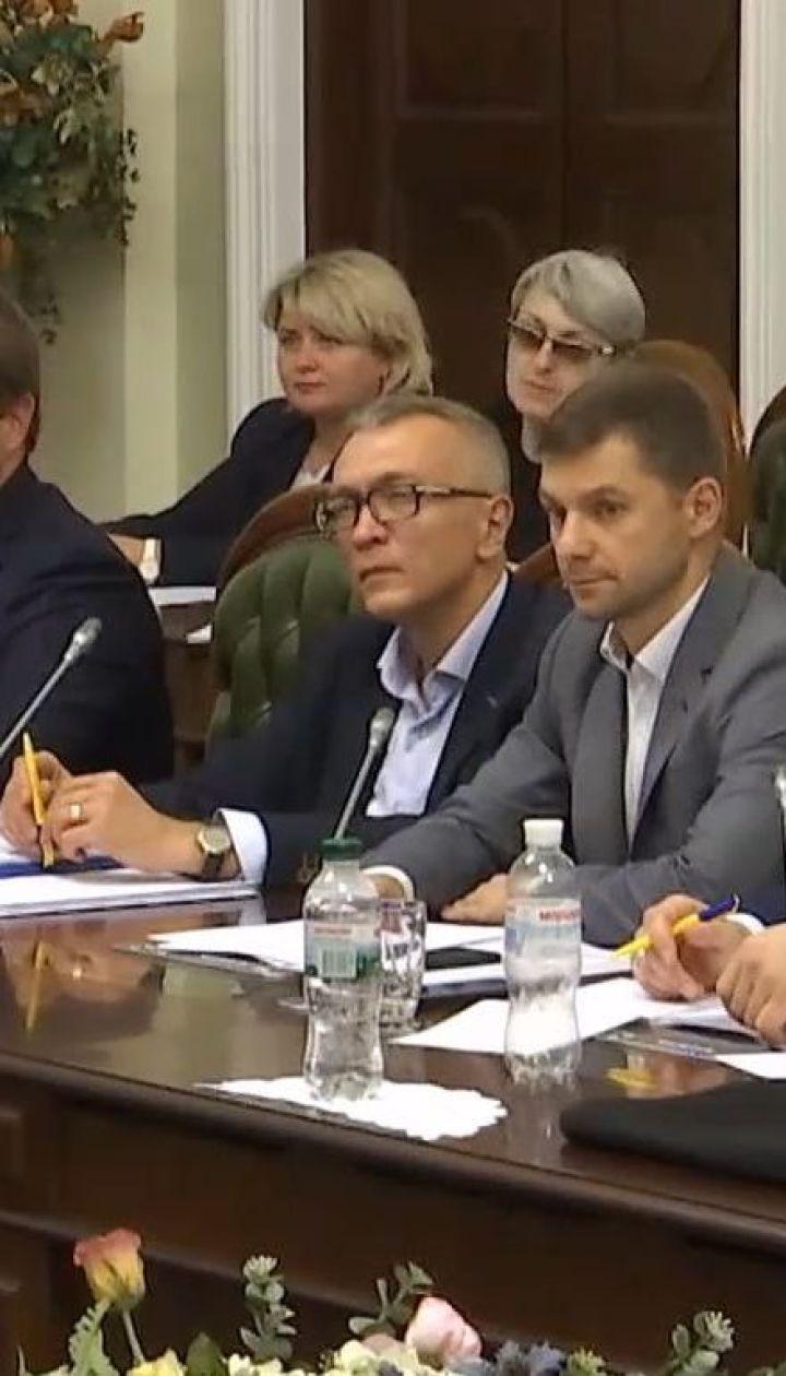 Дві партії відкликали своїх представників з комітету з питань свободи слова