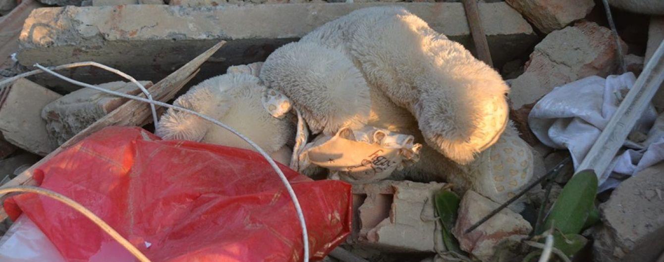 Все погибшие из-за обвала дома в Дрогобыче умерли мгновенно – спасатели