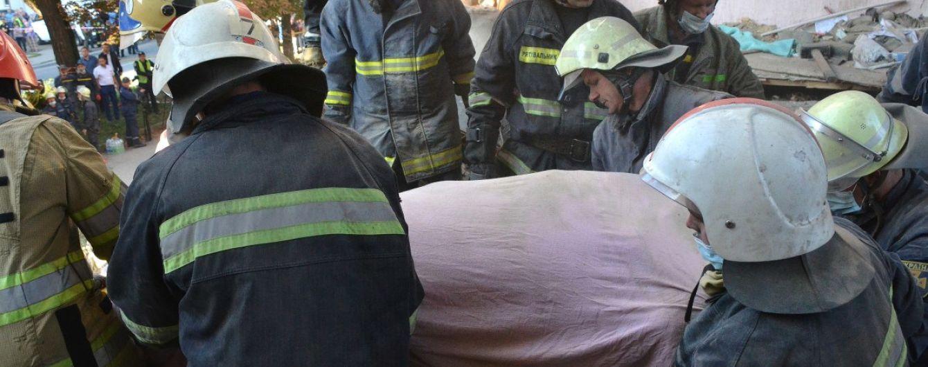 Полиция задержала двух коммунальщиков из-за смертельного обвала в Дрогобыче