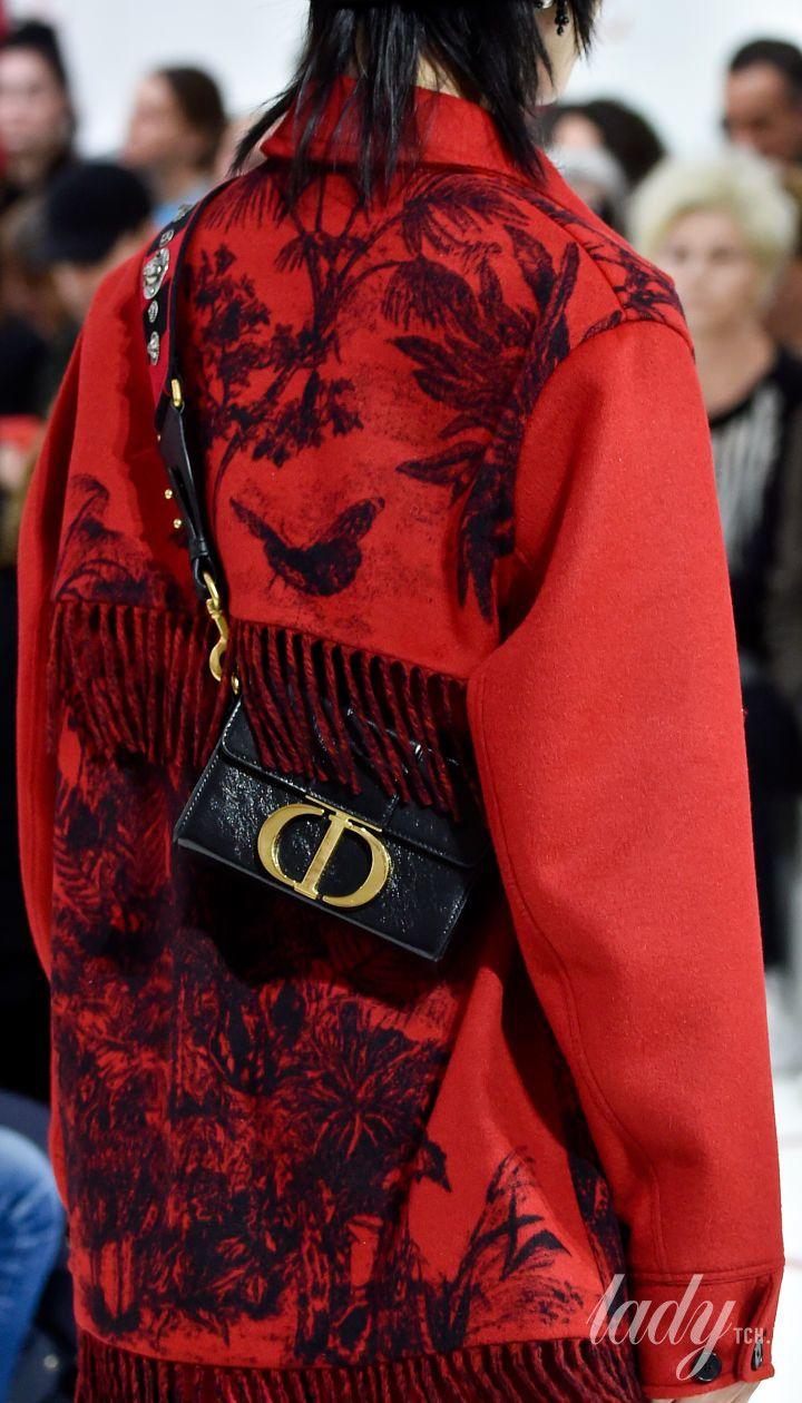 КоллекцияChristian Dior прет-а-порте сезону осінь-зима 2019-2020