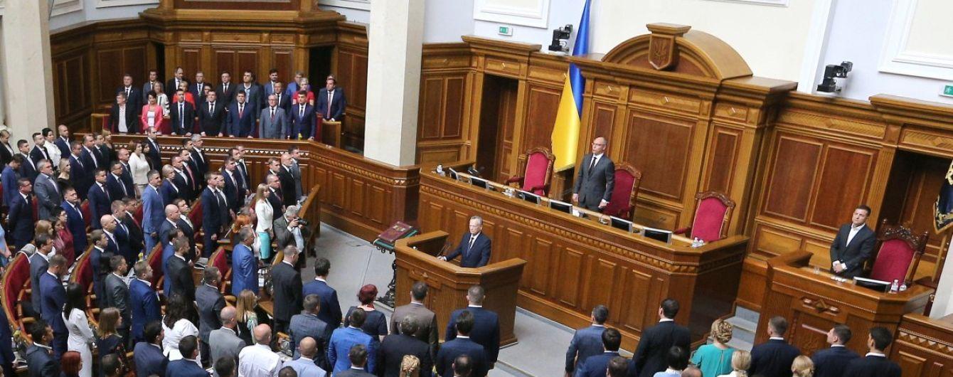 Рада предварительно разрешила Зеленскому утверждать план обороны Украины
