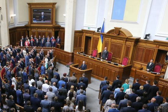 Рада попередньо дозволила Зеленському затверджувати план оборони України