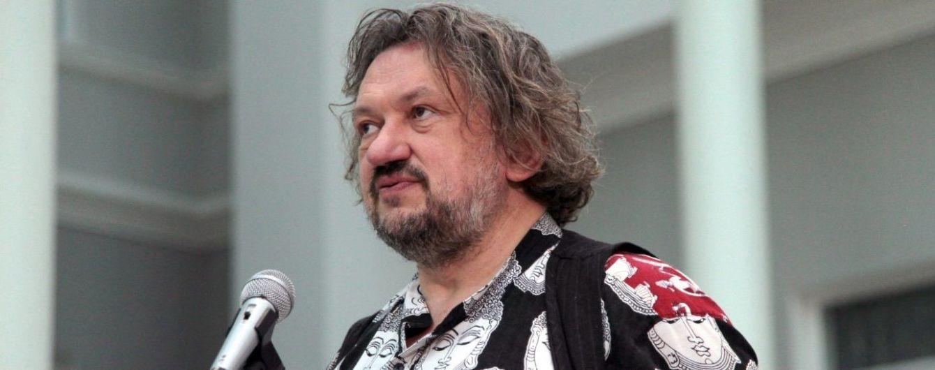 Влад Троїцький став лауреатом премії імені Василя Стуса 2019 року