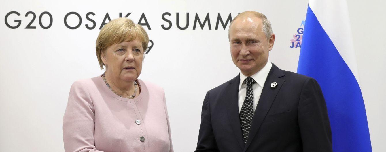 """""""Имею серьезные доказательства"""". Меркель обвинила генштаб ВС РФ в причастности к кибератакам на Бундестаг"""