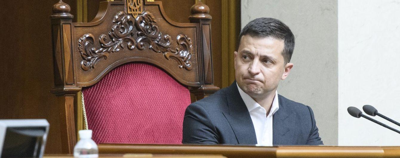 Зеленский ответил на петицию о легализации оружия в Украине