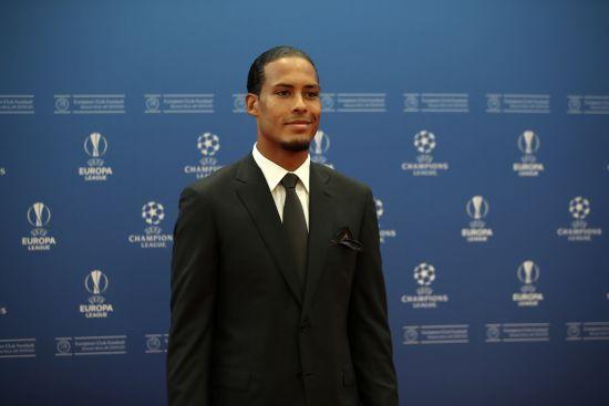 """Футболіст """"Ліверпуля"""" отримав нагороду найкращого гравця Європи"""
