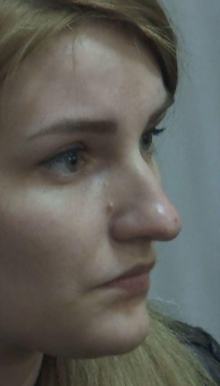 Вісім років в'язниці отримала жінка, яка заморила своїх дітей голодом