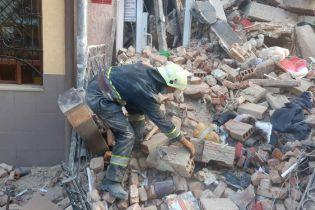 Обвал будинку у Дрогобичі: після капітального ремонту люди зможуть повернутися до помешкань