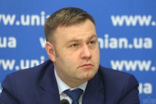 """Міністр енергетики Оржель назвав неприйнятною пропозицію """"Газпрому"""" щодо транзиту газу"""
