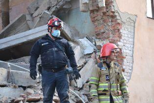 В Дрогобыче арестовали дом, под завалами которого погибли восемь человек