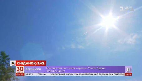 Спека і дощі: якою буде погода в Україні на вихідні