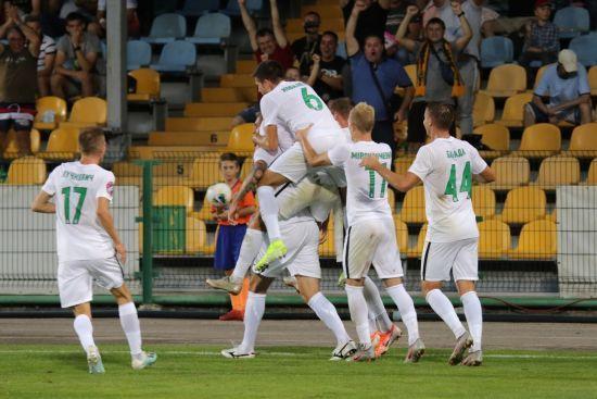 """Стало відомо, з ким зіграє """"Олександрія"""" на груповій стадії Ліги Європи"""