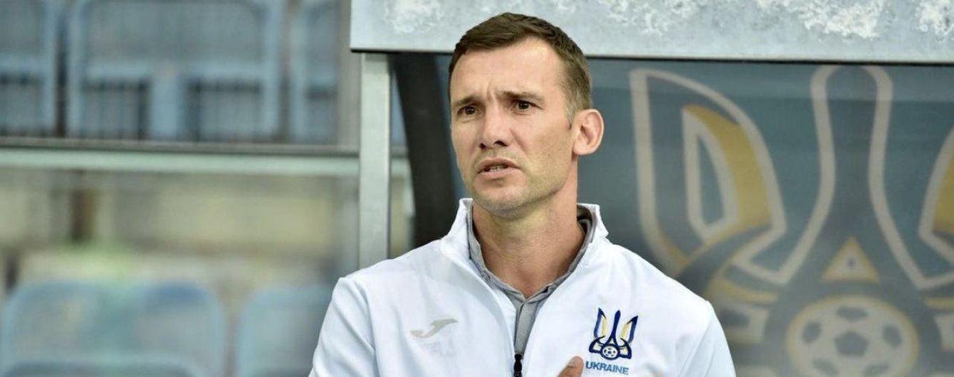 Шевченко выразил соболезнования испанскому тренеру, у которого умерла маленькая дочь