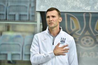 Шевченко не намерен играть на ничью в матче с Португалией и намекнул на ротацию состава
